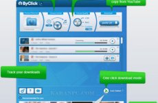 ByClick Downloader 2.3.7 Free Download + Portable