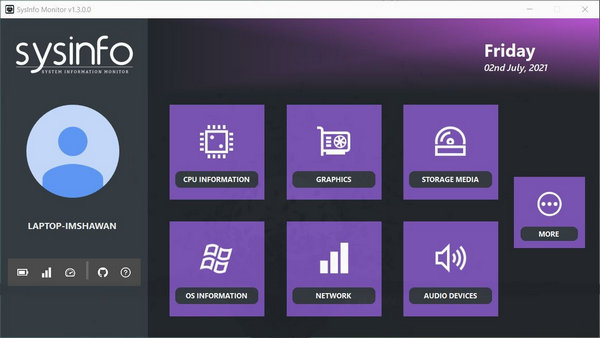 SYSInfo Monitor Free Download