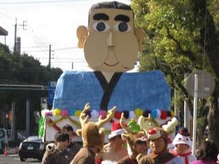 2012年鹿大祭神輿パレード