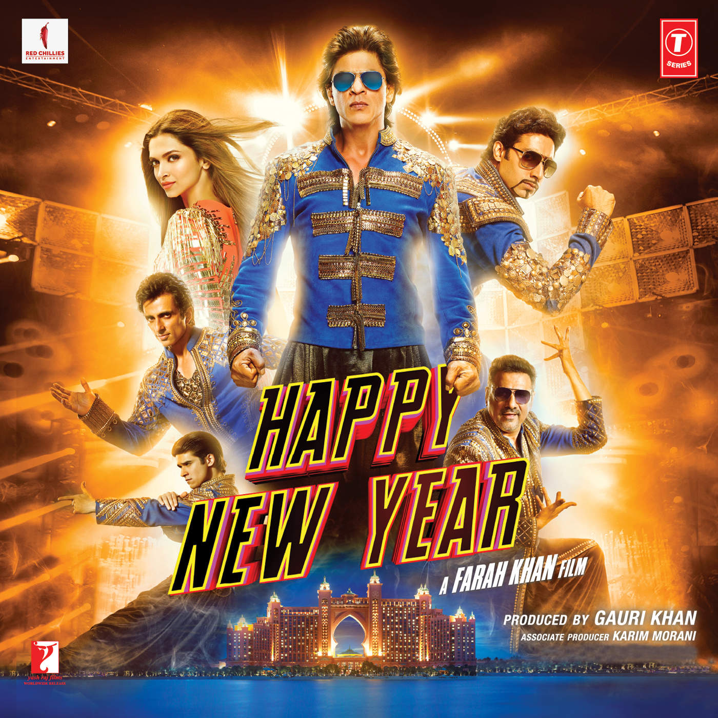 86548-Happy New Year (Original Motion Picture Soundtrack)