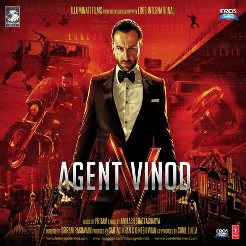 Agent vinod all promo video songs.
