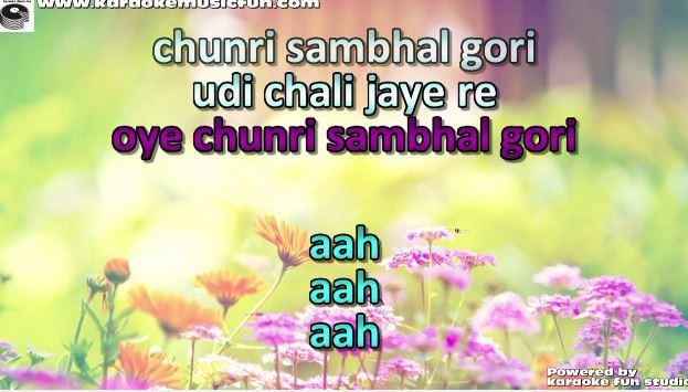 chunri sambhal gauri