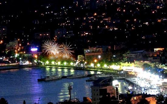 Новый год в Крыму Все о детях все для родителей
