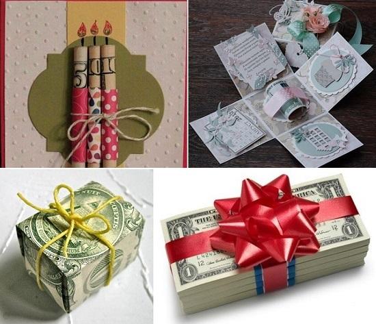 Как красиво подарить деньги? | Все о детях, все для родителей