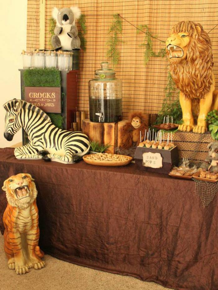 Karas Party Ideas Sahara Safari Adventure Party Via Kara