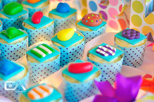Candy Theme Crush Party