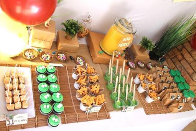 Image Of Dinosaur Party Decorations