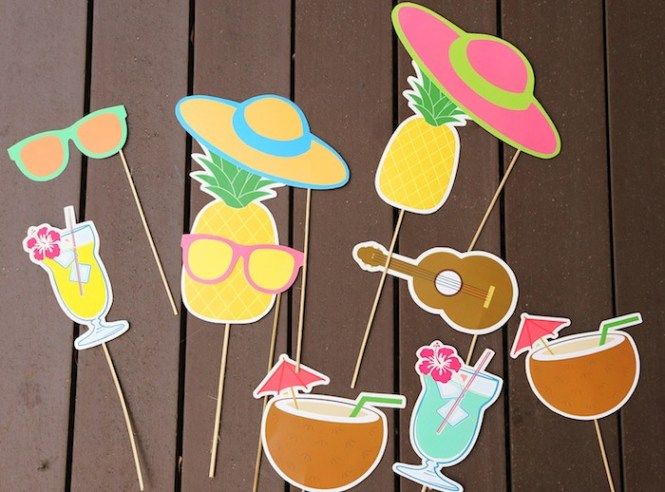 Hawaiian Luau Baby Shower Via Kara S Party Ideas Karaspartyideas Com Cake Decor Supplies