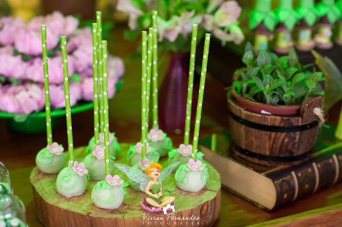 Garden Themed Birthday Party Ideas