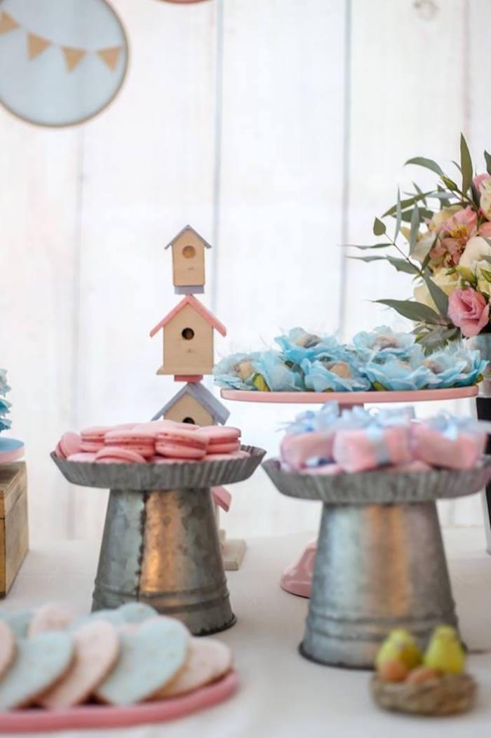 Karas Party Ideas Rustic Shabby Chic Wedding Karas