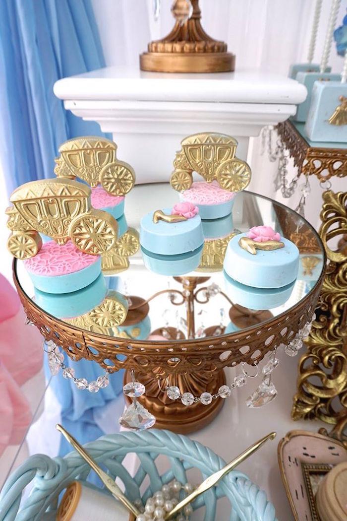 Karas Party Ideas Fairy Godmother Cinderella Birthday