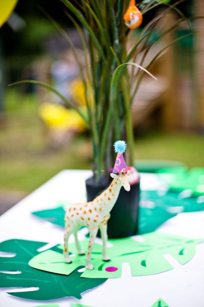 Kara S Party Ideas Tropical Rainforest Jungle Animal