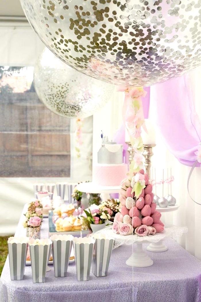 Birthday Party Stationery