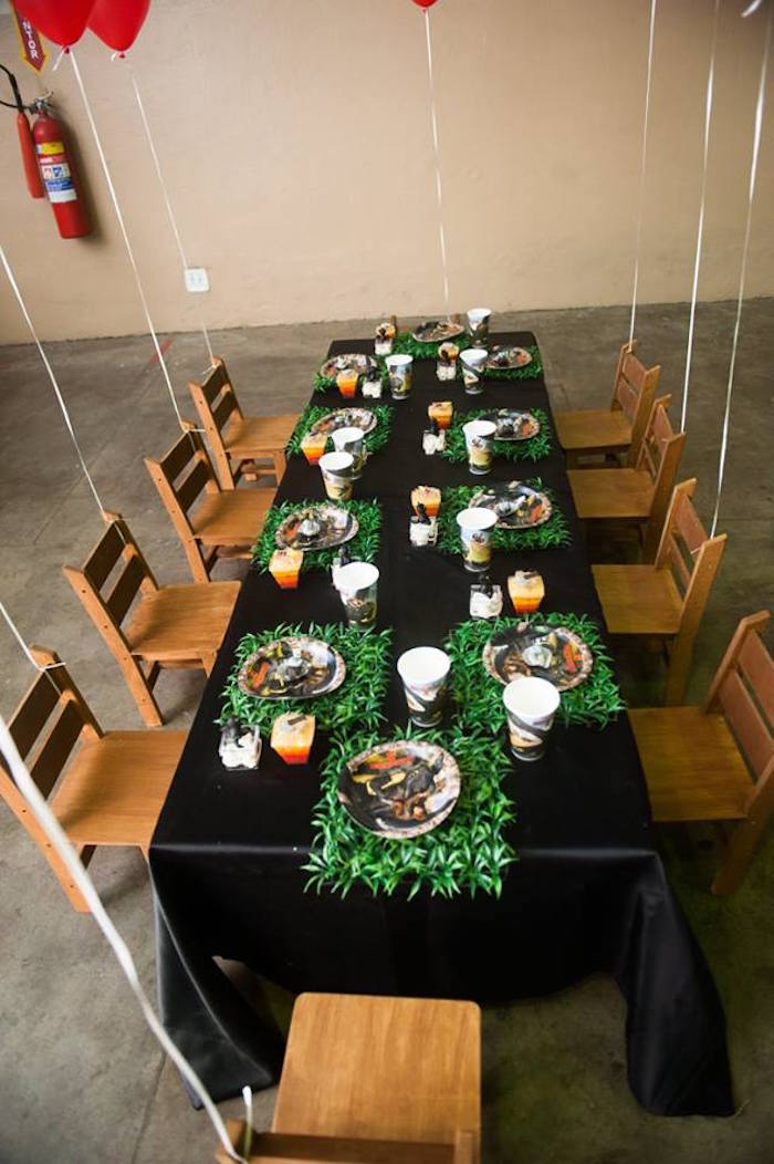Kara S Party Ideas How To Train Your Dragon Birthday Party