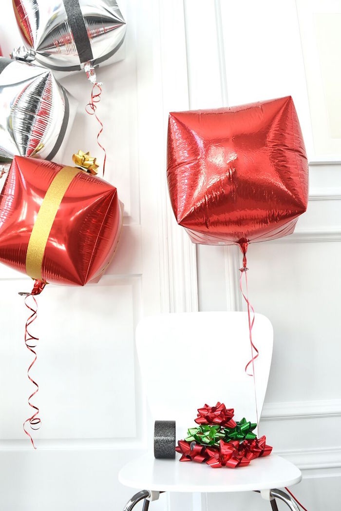 Karas Party Ideas DIY Holiday Gift Wrap Ideas Karas