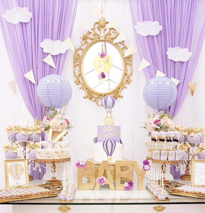 Fall Bridal Shower Ideas