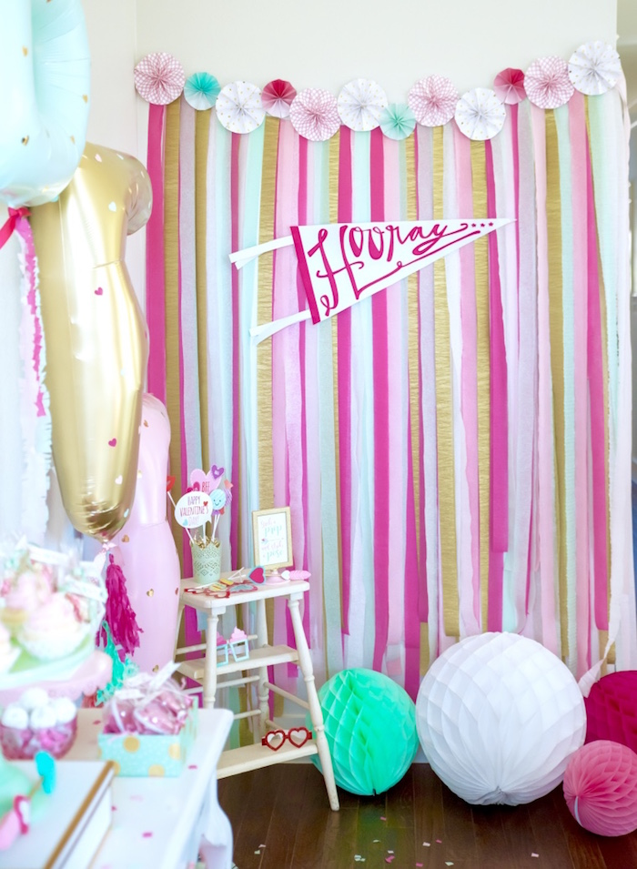 Karas Party Ideas Mint To Be BFF Valentines Day Party Karas Party Ideas