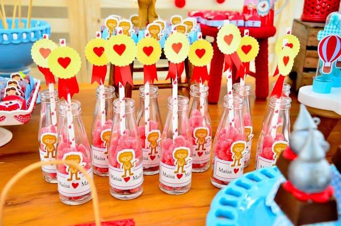 Wizard Oz Candy Ideas
