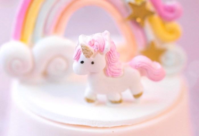 Karas Party Ideas Baby Unicorn 1st Birthday Party Karas Party Ideas