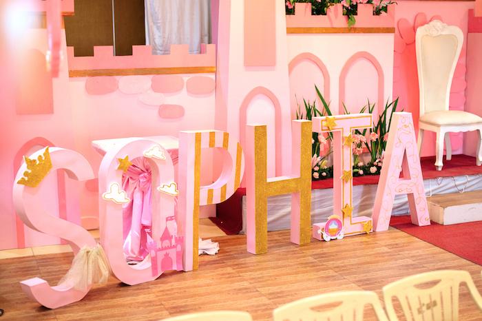 Kara S Party Ideas Glam Royal Princess Birthday Ball