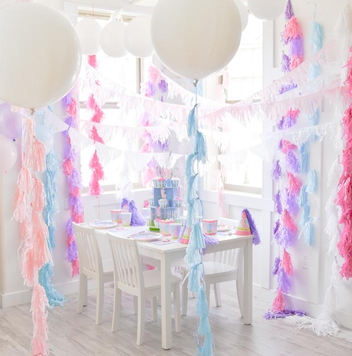 Kara S Party Ideas Little Llama First Birthday Party