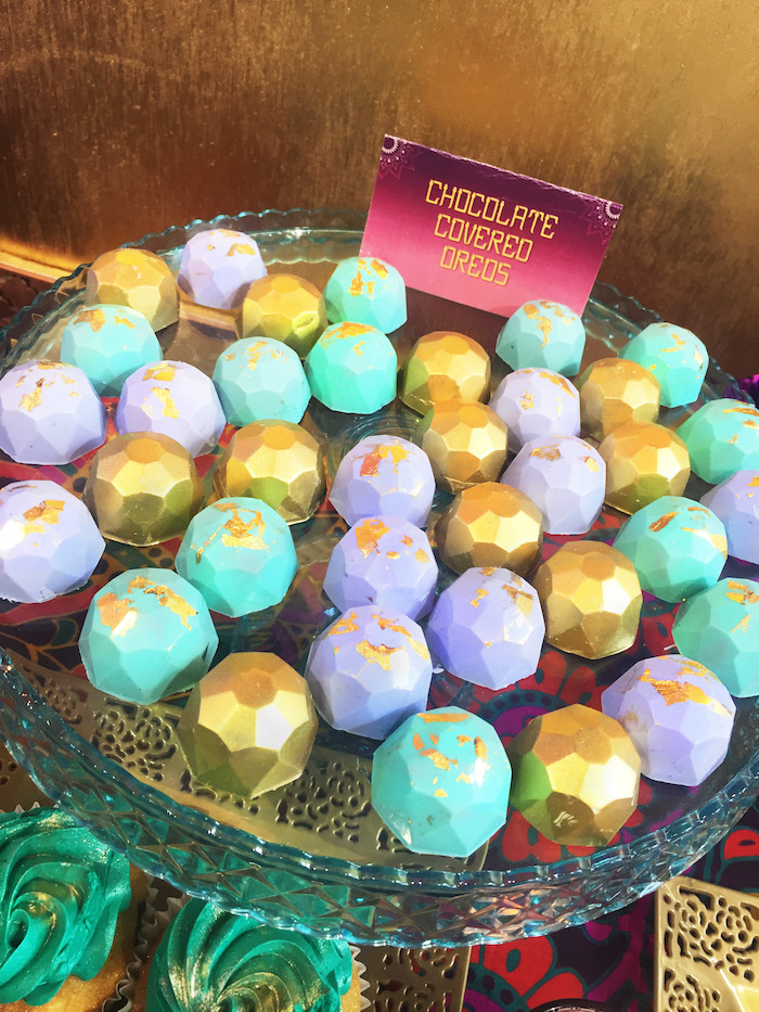 Kara S Party Ideas Quot A Whole New World Quot Aladdin Birthday