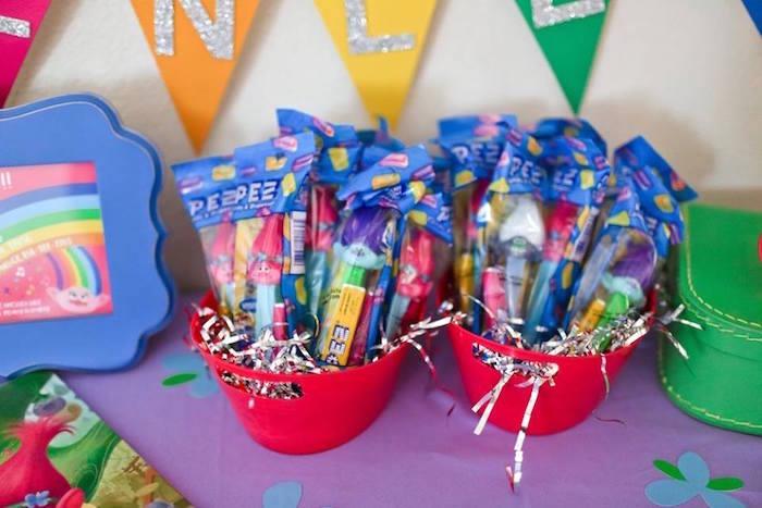 Karas Party Ideas Troll Tastic Trolls Birthday Party