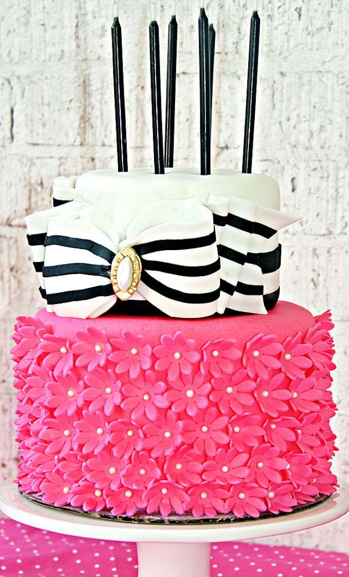 Kara S Party Ideas Fashion Show Birthday Party Kara S