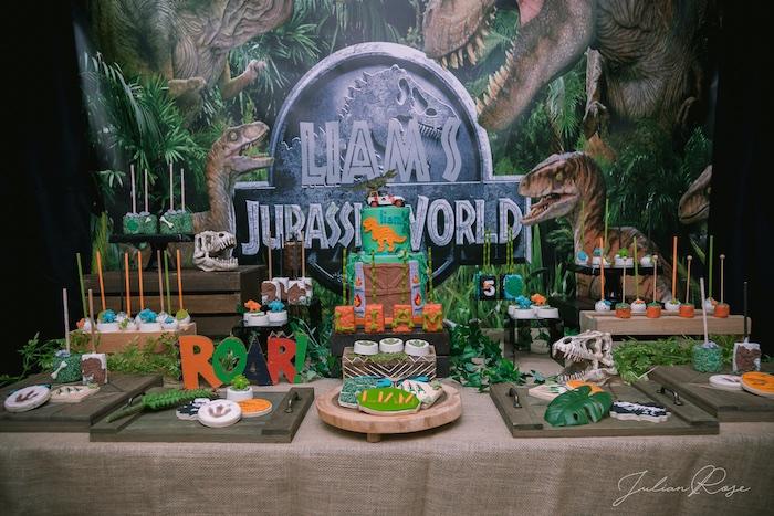 kara s party ideas jurassic park birthday party kara s party ideas