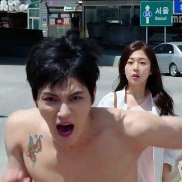 韓国ドラマ トライアングル(トゥライエングル:트라이앵글)