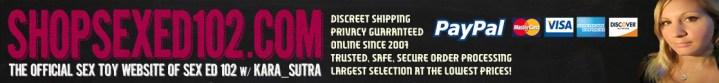 shop sex ed 102