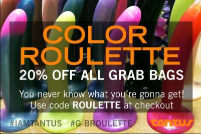Tantus Grab Bag Sale