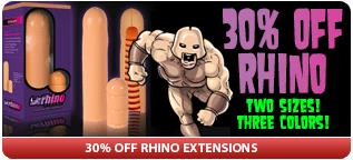 rhino by traz penis extender