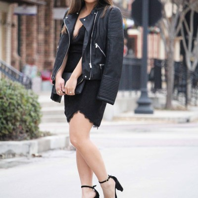 The Perfect LBD for NYE