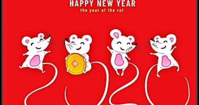 New Year's Message from Kancho Rony