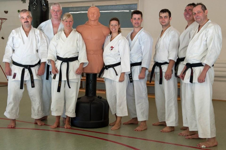 6. Spezielles Karatetraining für DAN-Träger