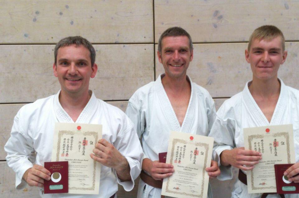 Karate – Gasshuku 2016