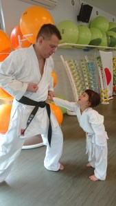 Karate (Kids ab 3 Jahre bis 5 Jahre) @ Dojo - Traunreut