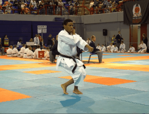 SA JKA National Championships 2019 – Senior Men's Kata