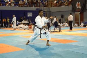 SA JKA National Championships 2019 – Bongi Ngwenya – Kata – Empi
