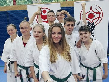 Kadra juniorów Wałcz 2017 (2a)
