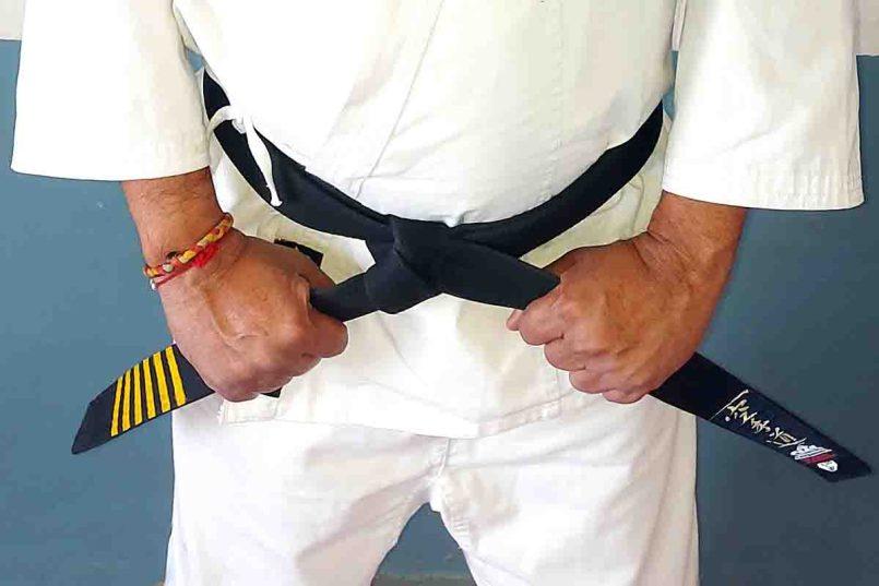Black Belt Karate Meaning in Hindi | जानिए कराटे में ब्लैक बेल्ट का मतलब।