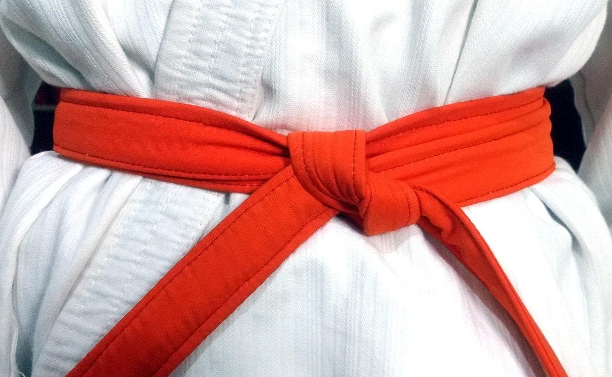 Orange Belt Meaning in Karate | जानिए कराटे में संतरी बेल्ट का मतलब।