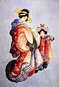 612px-Hokusai_Oiran_and_Kamuro