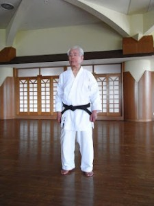 Kinjo Seikichi Sensei