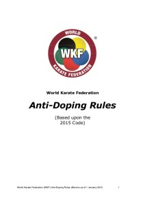 world-karate-federation-antidoping-rules-based-upon-the-2015-code-1-638