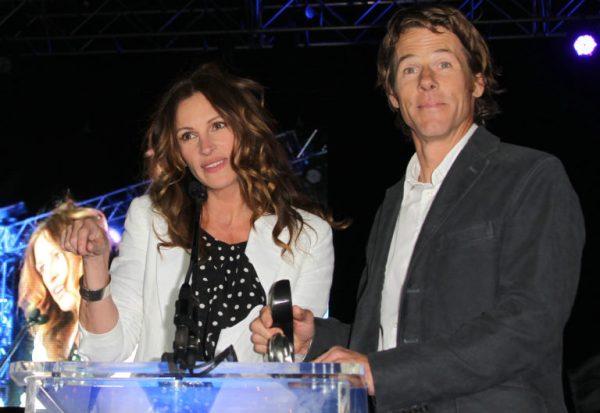 Джулия Робертс впервые опубликовала фото с мужем   Караван