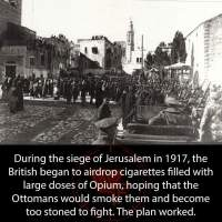 The Siege of Jerusalem, 1917