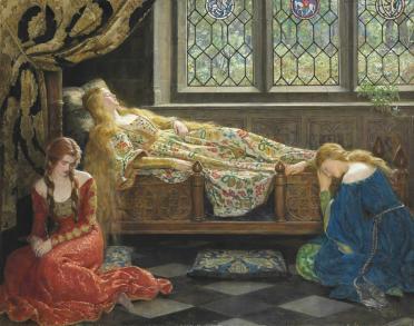 Collier_1929_Sleeping-beauty