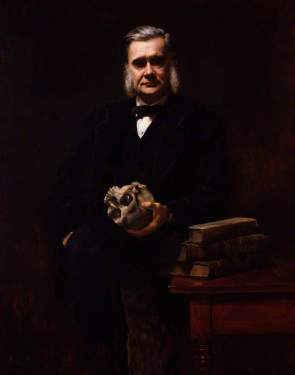 Collier, John; Thomas Henry Huxley; National Portrait Gallery, London; http://www.artuk.org/artworks/thomas-henry-huxley-155387
